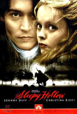 슬리피 할로우 (1999년) : 무삭제판 (1Disc)