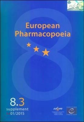 European pharmacopoeia (E.P) 8.3~8.5 (세트)