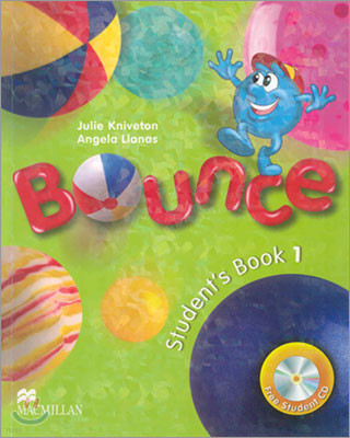 Bounce 1 : Student's Book
