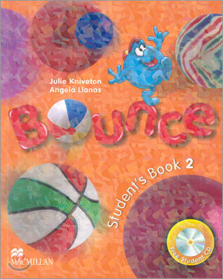 Bounce 2 : Student's Book