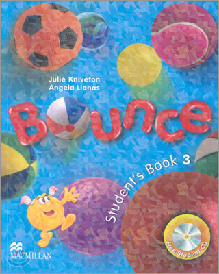 Bounce 3 : Student's Book