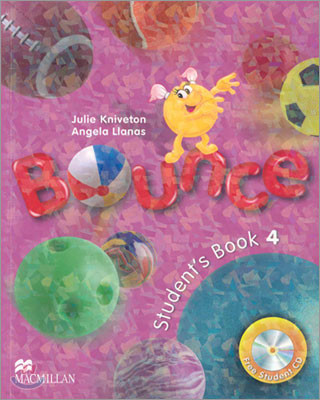 Bounce 4 : Student's Book