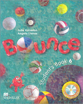 Bounce 6 : Student's Book