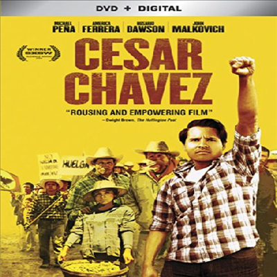 Cesar Chavez (세자르 차베스) (2014)(지역코드1)(한글무자막)(DVD)