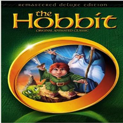 Hobbit (호빗 : 애니메이션)(지역코드1)(한글무자막)(DVD)