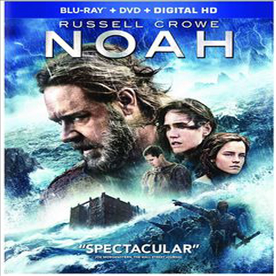 Noah (노아) (한글무자막)(Blu-ray) (2014)