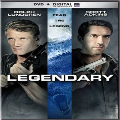 Legendary (레전더리)(지역코드1)(한글무자막)(DVD)