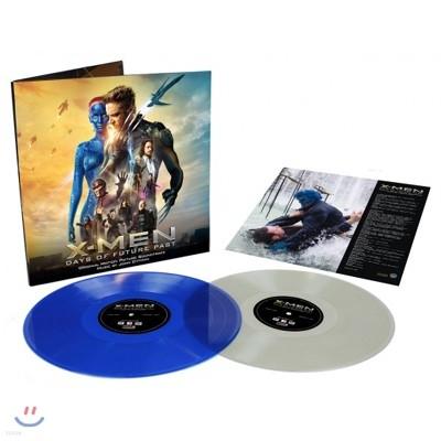 엑스맨: 데이즈 오브 퓨처 패스트 영화음악 (X-Men: Days Of Future Past OST) [그레이&블루 컬러 바이닐 LP]