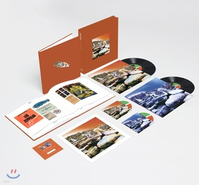 Led Zeppelin (레드 제플린) - 5집 Houses Of The Holy [Super Deluxe Edition Box]
