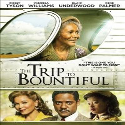 Trip to Bountiful(바운티풀 가는 길)(2014)(지역코드1)(한글무자막)(DVD)