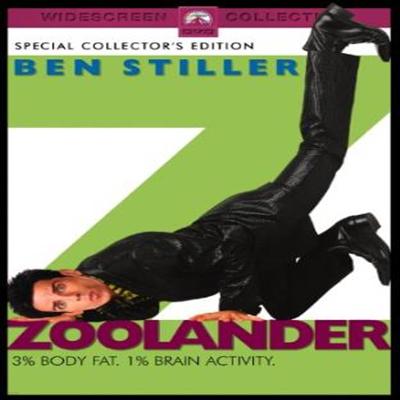 쥬랜더 (Zoolander) (2001)(지역코드1)(한글무자막)(DVD)