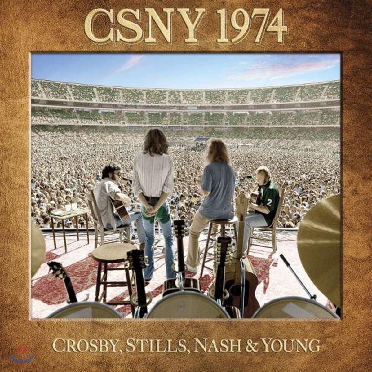 Crosby, Stills, Nash & Young - CSNY 1974 (Deluxe Edition)