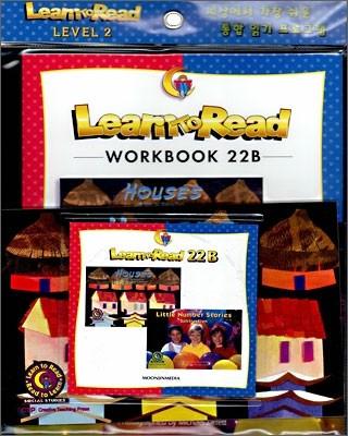 [염가한정판매] New Learn To Read Workbook Set 2-22B