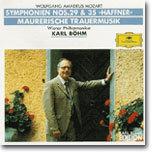 Mozart : Symphony No.29 & No.35 'Haffner'ㆍMasonic Funeral Music : Karl Bohm