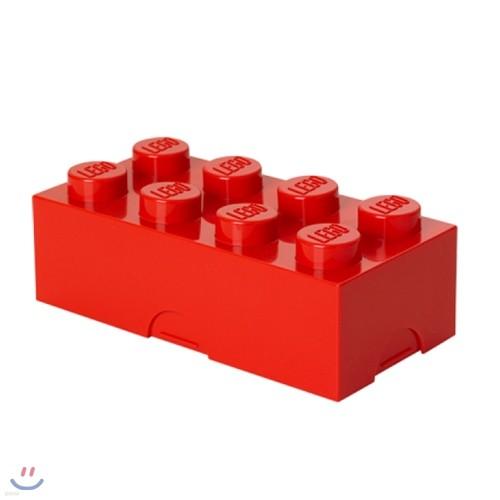 [레고 스토리지] 레고 블릭 런치박스 (레드)