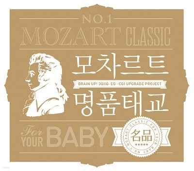 모차르트 명품태교 (No.1 Mozart Classic for Your Baby)