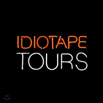 이디오테잎 (Idiotape) 2집 - Tours [재발매]