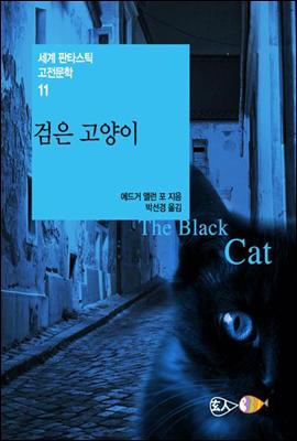 검은 고양이 - 세계 판타스틱 고전문학 11