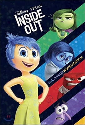 Disney Pixar Inside Out : The Junior Novelization