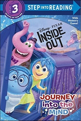 Step into Reading 3 : Disney Pixar Inside Out