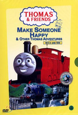 토마스와 친구들 Vol.3 메이크 섬원 해피 Thomas The Tank Engine & Friends Vol.3 Make Someone Happy