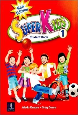 New Super Kids 1 : Student Book