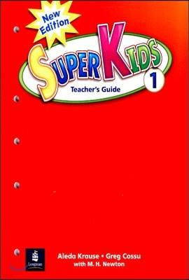 New Super Kids 1 : Teacher's Guide