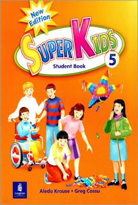 New Super Kids 5 : Student Book
