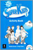 New Super Kids 2 : Activity Book with CD