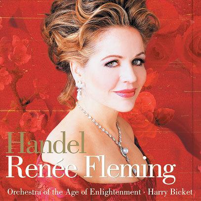 Renee Fleming 헨델 : 아리아집 - 울게하소서ㆍ옴브라 마이푸 (Handel : Renee Fleming) 르네 플레밍