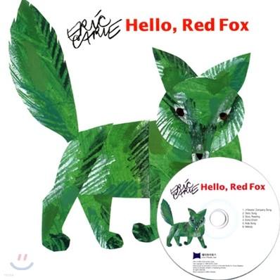 [노부영]Hello, Red Fox (Paperback & CD Set)