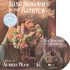 [��ο�]King Bidgood's in the Bathtub (Paperback & CD Set)