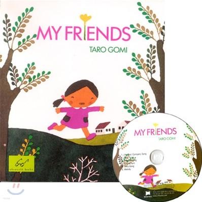 [노부영]My Friends (원서 & 노부영 부록 CD)
