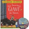 [��ο�]The Smartest Giant in Town (Paperback & CD Set)