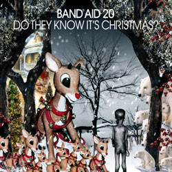"""Band Aid 20 - Do They Know It""""s Christmas"""