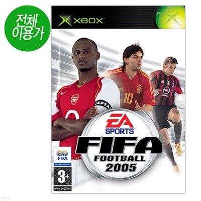 피파 2005(XBOX용)