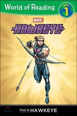 World of Reading Level 1 : Hawkeye