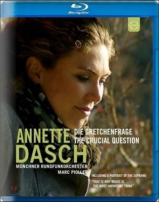 Annette Dasch 소프라노 아네테 다슈 콘서트와 다큐멘터리 (Die Gretchenfrage)