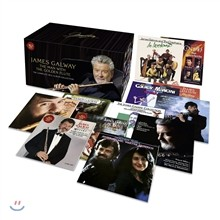 James Galway - The Man With The Golden Flute / ���ӽ� ����� RCA ���� ���� [71CD + 2DVD ����������]