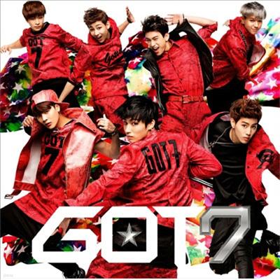 갓세븐 (GOT7) - Around The World (CD+DVD) (초회생산한정반 A)