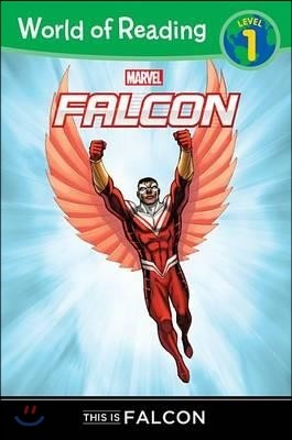 World of Reading Level 1 : This Is Falcon
