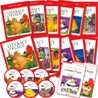 Literacy Place Grade 1 Set : Pupil Book(6) + Workbook(6) + CD(6)