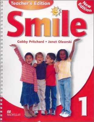 Smile 1 : Teacher's Edition (New Edition)
