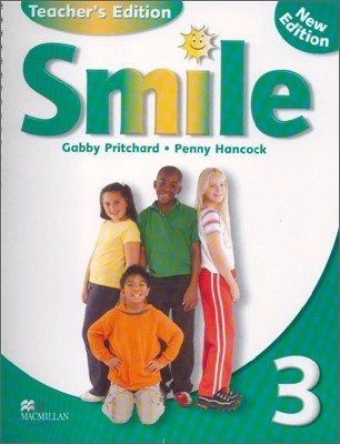 Smile 3 : Teacher's Edition (New Edition)