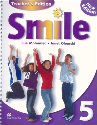 Smile 5 : Teacher's Edition (New Edition)