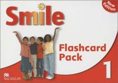 Smile 1 : Flashcard Pack (New Edition)