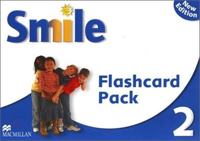 Smile 2 : Flashcard Pack (New Edition)