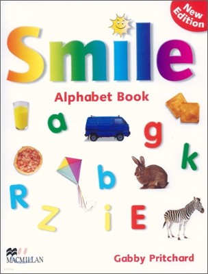 Smile : Alphabet Book (New Edition)