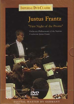 Justus Frantz - First Night of the Proms