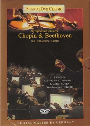 Chopin & Beethoven : Symphonic Concerto